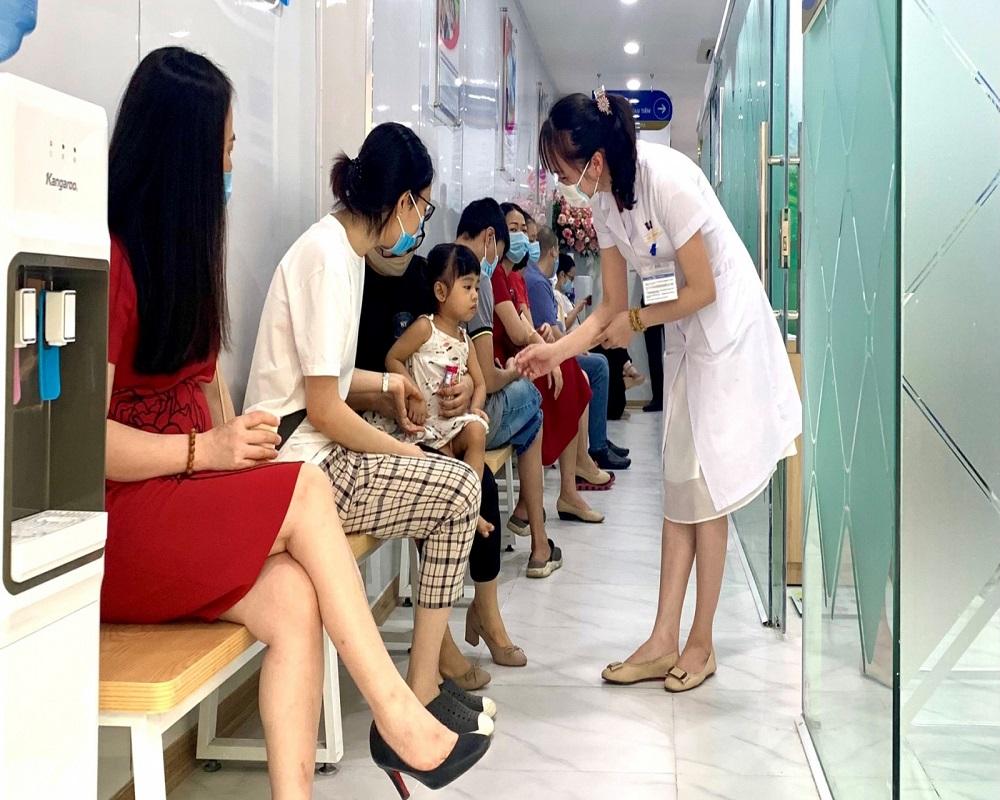 trung tâm tiêm chủng Vaccine Bệnh viện đa khoa Hà Thành - ảnh 3
