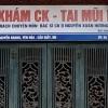 Phòng khám Tai Mũi Họng - Bác sĩ Nguyễn Xuân Hương