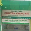 Phòng khám Chuyên khoa Nhi – 78 Quang Trung