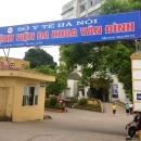 Bệnh viện Đa khoa Vân Đình