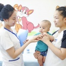 Dịch vụ tiêm chủng cho trẻ từ 0 - 12 tháng tuổi - Gói 1