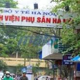 Bệnh viện phụ sản Hà Nội - Cơ Sở 1