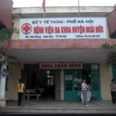 Bệnh viện Đa khoa huyện Hoài Đức