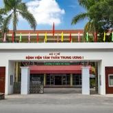 Bệnh viện Tâm thần Trung ương 1