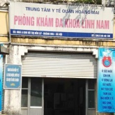 Phòng khám Đa khoa Lĩnh Nam