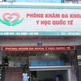 Phòng khám đa khoa Y học Quốc tế