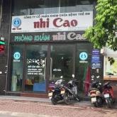 Phòng khám Nhi cao - 32 Nguyễn Khang