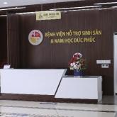 Bệnh viện Hỗ trợ sinh sản và Nam học Đức Phúc