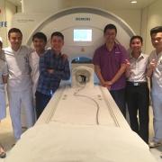 Chụp Cộng Hưởng Từ - MRI