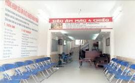 Phòng siêu âm Khánh Phương