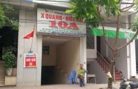 Phòng khám X Quang - Siêu âm 10A - Bác sĩ Trịnh Anh Hải