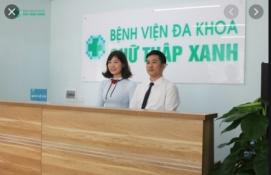 Bệnh viện Đa khoa Chữ Thập Xanh