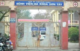 Bệnh viện Đa khoa Sơn Tây