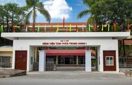 Bệnh viện Tâm thần Trung ương - Cơ sở 1