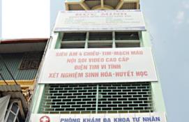 Phòng khám đa khoa Đức Minh