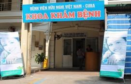 Bệnh viện hữu nghị Việt Nam Cuba Hà Nội
