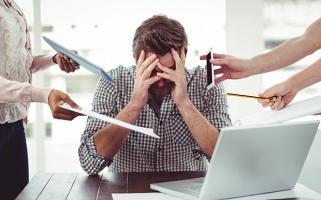 Stress là nguyên nhân gây ra bệnh dạ dày?