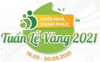 Tuần lễ vàng 2021 - Bệnh viện Nam Học Và Hiếm Muộn Hà Nội