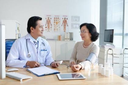 Các triệu chứng điển hình của tăng huyết áp