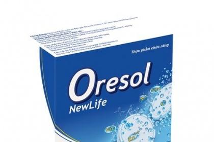 Khi nào nên cho bé uống oresol các mẹ cần biết