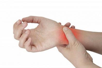 Triệu chứng của viêm bao gân cổ tay