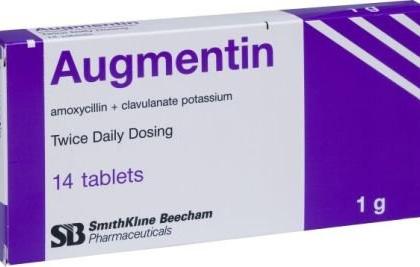 Thuốc kháng sinh Augmentin có dùng được cho phụ nữ cho con bú và bà bầu không?