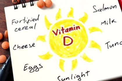 Trẻ thiếu Vitamin D - Cách chăm sóc