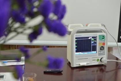 Sử dụng máy tạo nhịp phá rung trong điều trị suy tim giai đoạn 3