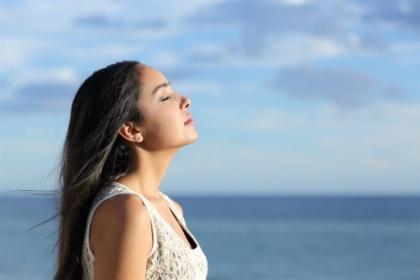 Hít thở sâu đúng cách tốt như thế nào?