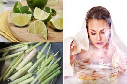 Xông lá: Cách chữa cảm lạnh thông thường mà hiệu quả