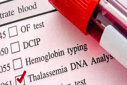 Nhiễm trùng trong bệnh thalassemia thể nặng
