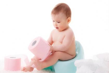 Nguyên nhân gây táo bón ở trẻ bú mẹ