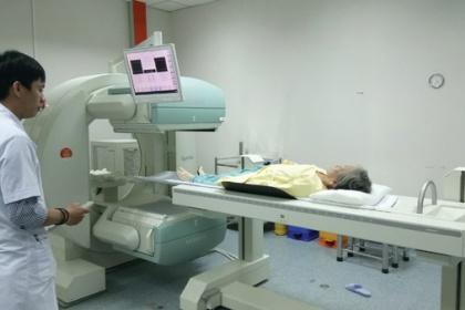 Kỹ thuật xạ hình SPECT/CT xác định hạch gác trong bệnh ung thư vú