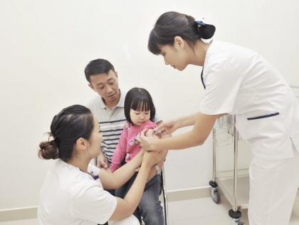 Dịch vụ tiêm chủng cho trẻ từ 0 - 24 tháng tuổi - Gói 7