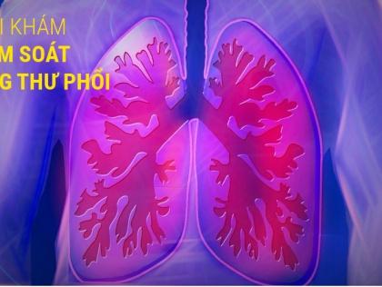 Tầm soát ung thư Phổi (HV15)