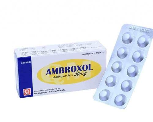 Ảnh của Ambroxol