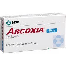 Ảnh của Arcoxia 60mg