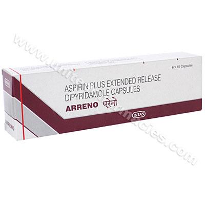Ảnh của Aspirin + Dipyridamole