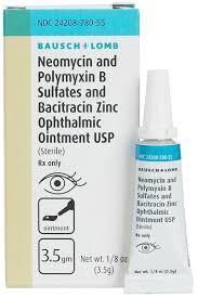 Ảnh của Bacitracin + neomycin + polymyxin B