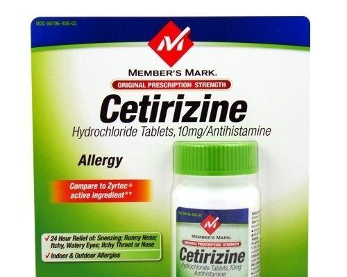 Ảnh của Cetirizine