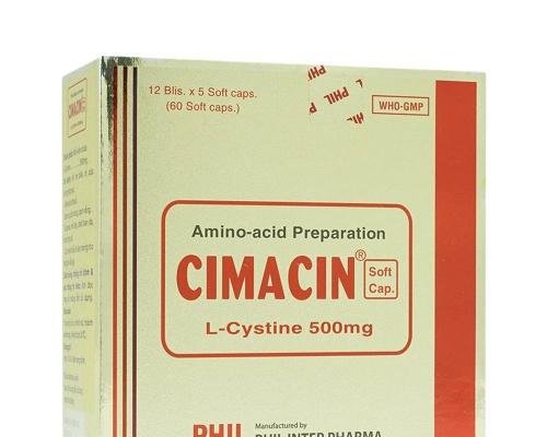 Ảnh của Cimacin®