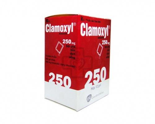 Ảnh của Clamoxyl®