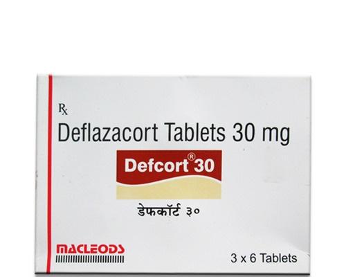 Ảnh của Deflazacort