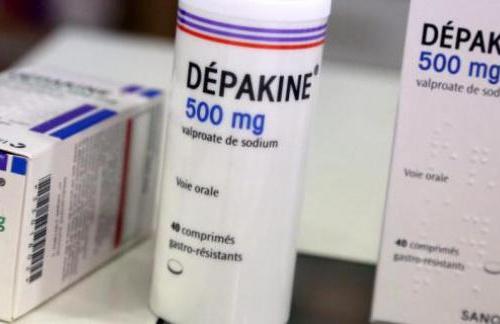 Ảnh của Depakine®