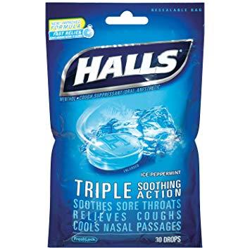 Ảnh của Halls® Mentho-Lyptus® Drops