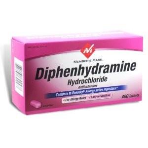 Ảnh của Diphenhydramine