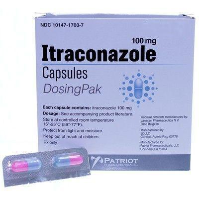 Ảnh của Itraconazole