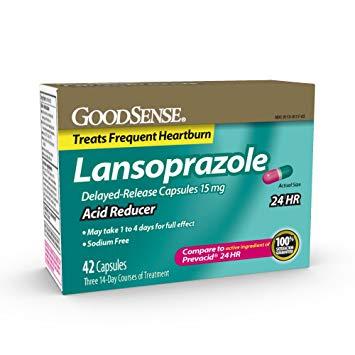 Ảnh của Lansoprazole