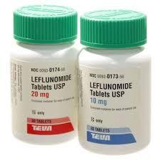 Ảnh của Leflunomide