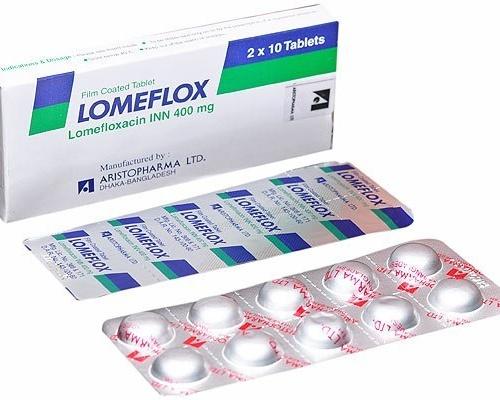 Ảnh của Lomefloxacin